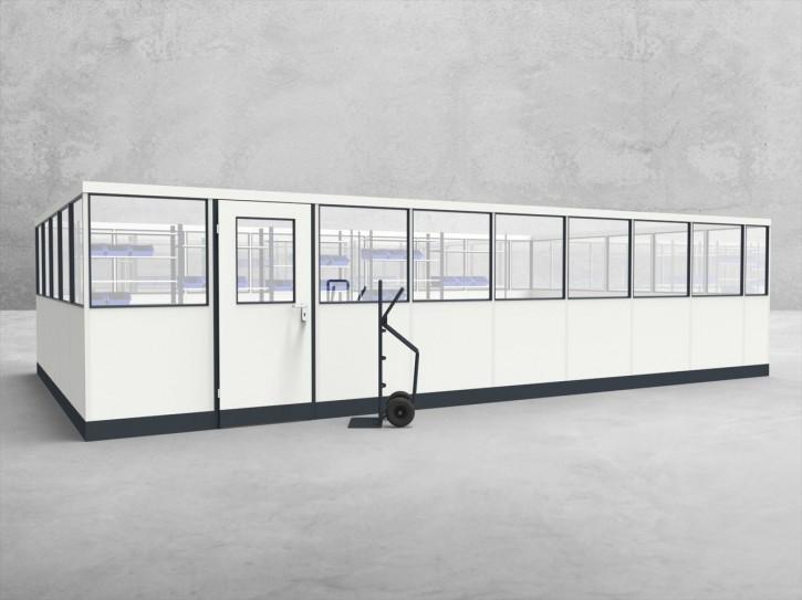 Stellwand 4-seitig 8,50 x 5,00 m 42,5 m² (SW4-8550)