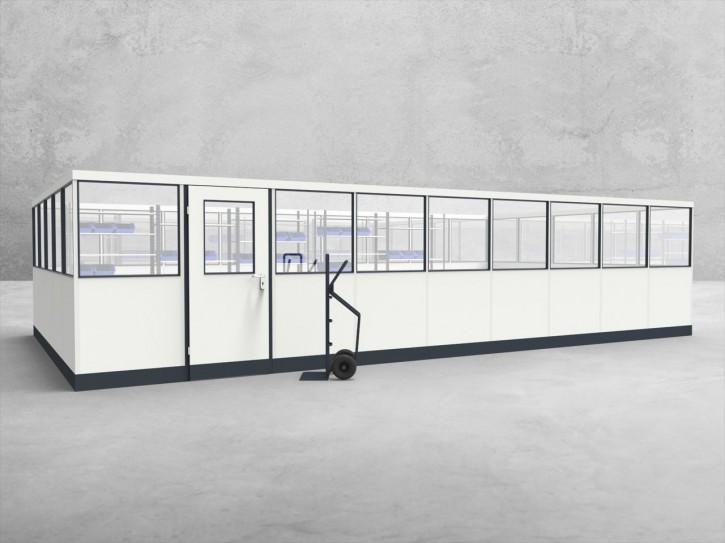 Stellwand 4-seitig 9,00 x 5,00 m 45 m² (SW4-9050)