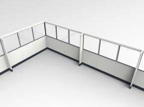 Stellwand 4-seitig 6,00 x 3,00 m 18 m² (SW4-6030)